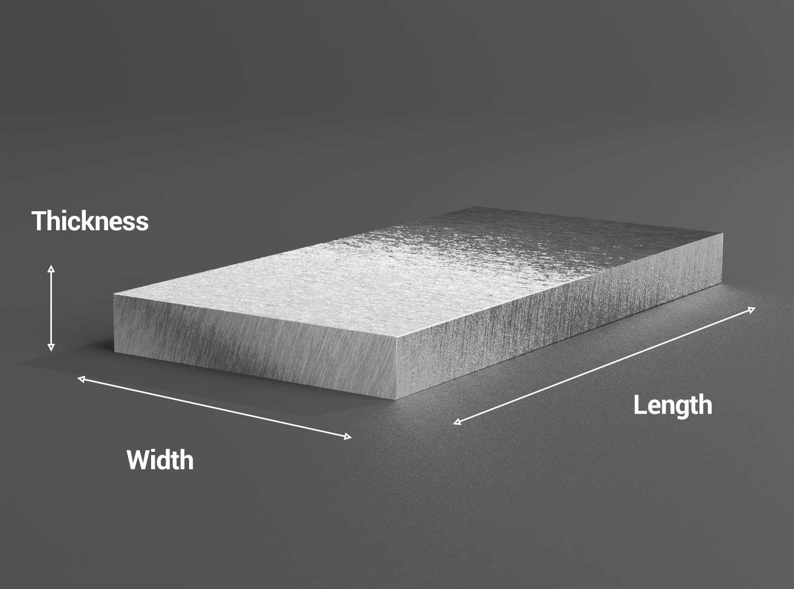 Weight_calculation_formula_aluminium_cast_plate